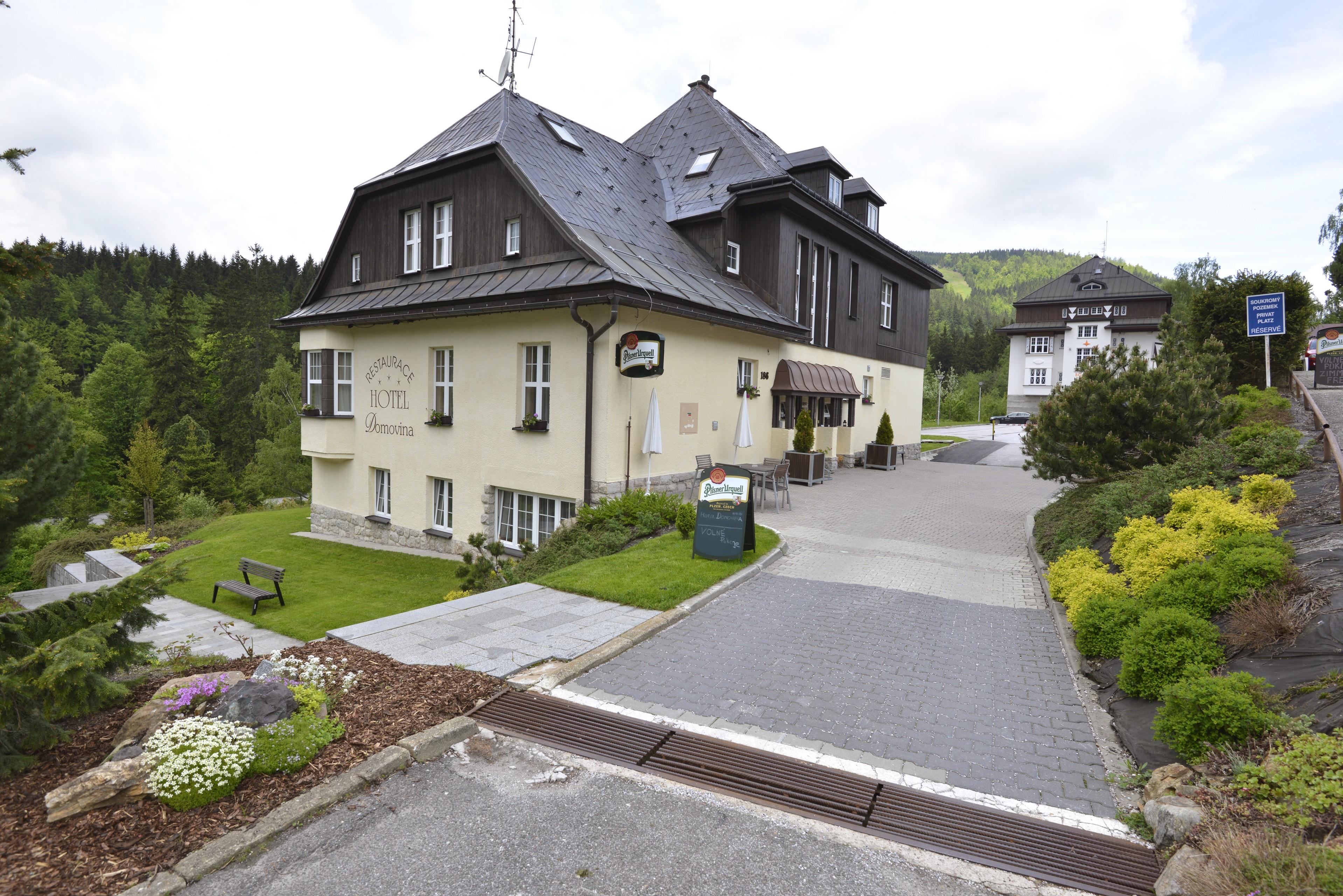 Špindlerův Mlýn - Hotel Domovina1